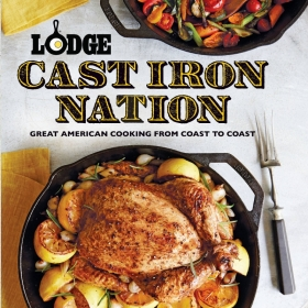 LODGE Βιβλίο Μαγειρικής: Great American Cooking From Coast To Coast