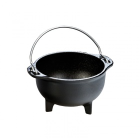 Lodge Μαντεμένιο Country Kettle 0.47lt Heat-Treated